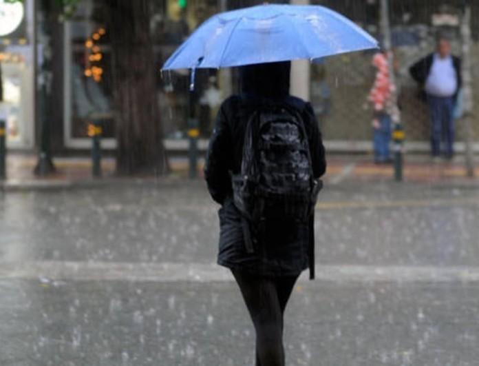 Καιρός 19/7: Υποχωρεί ο καύσωνας - Βροχές και χαλαζοπτώσεις σε πολλές περιοχές της χώρας