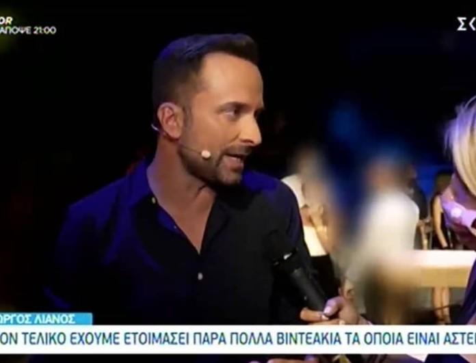Γιώργος Λιανός: Οι πρώτες δηλώσεις για τον τελικό του Survivor - «Νομίζω πως ο νικητής θα κριθεί στο...»