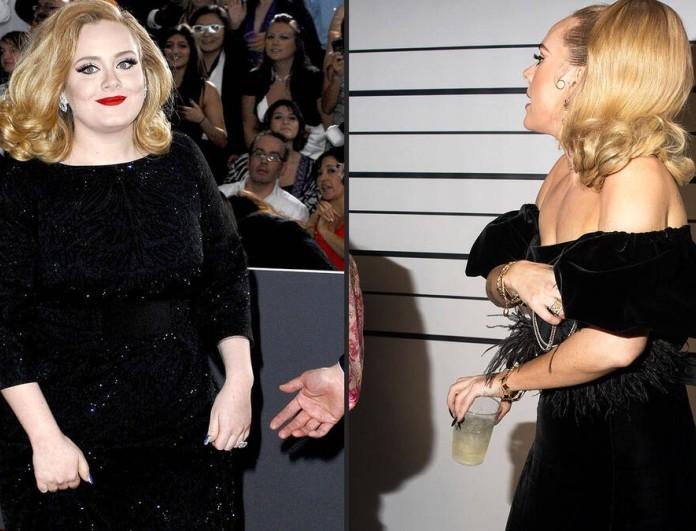 Με την δίαιτα των σιρτουινών έχασε 45 ολόκληρα κιλά η Adele - Τι περιλαμβάνει