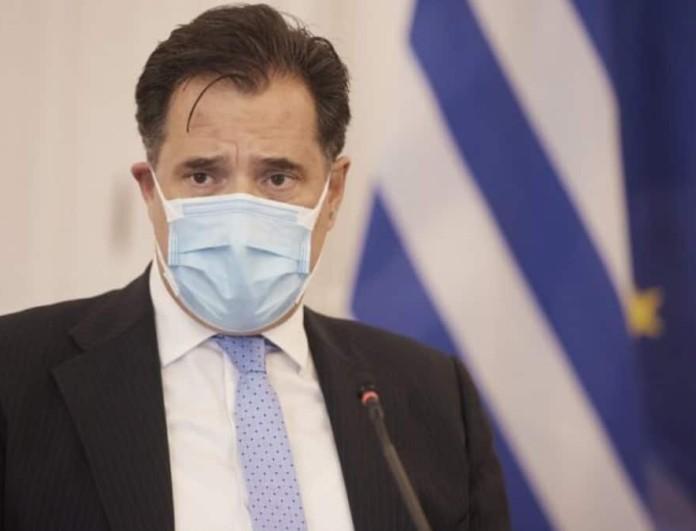 Άδωνις Γεωργιάδης: «Για να μην υπάρχει παρεξήγηση...» - Η νέα ανάρτηση μετά την είδηση πως νοσεί