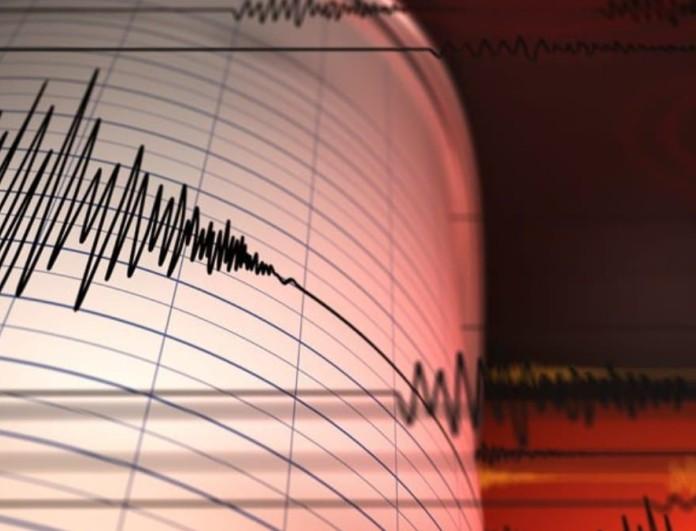 Ισχυρός σεισμός τώρα στην Θήβα