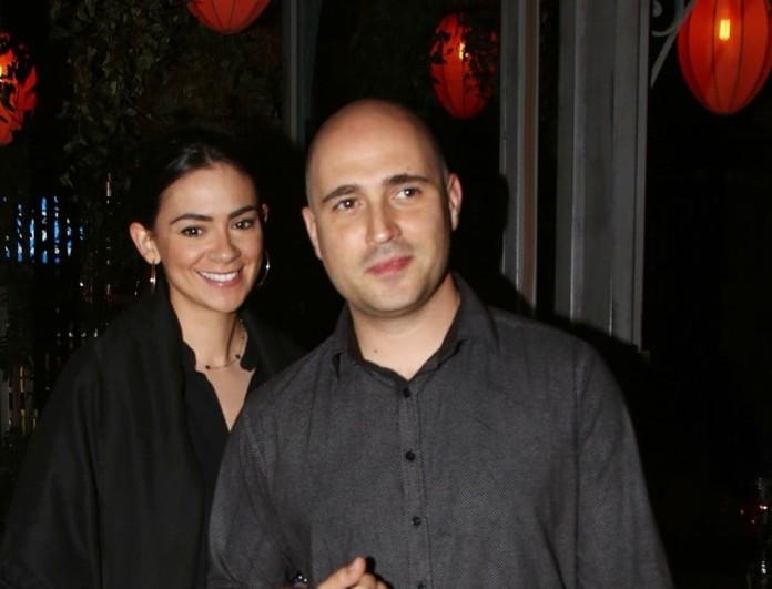 Κωνσταντίνος Μπογδάνος: Γιορτάζει την δεύτερη επέτειο γάμου του με την Έλενα Καρβέλα
