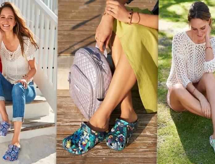 Croks τάση παπούτσια