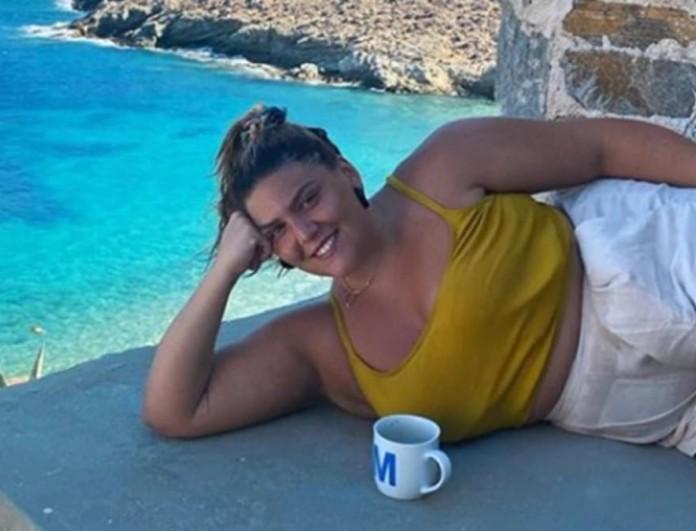 Αποκάλεσαν χοντρή την Δανάη Μπάρκα στο instagram - Αυτή ήταν η απάντησή της