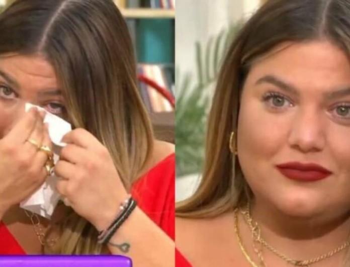 Πάμε Δανάη: Πλάνταξε στο κλάμα η  Δανάη Μπάρκα στην τελευταία της εκπομπή