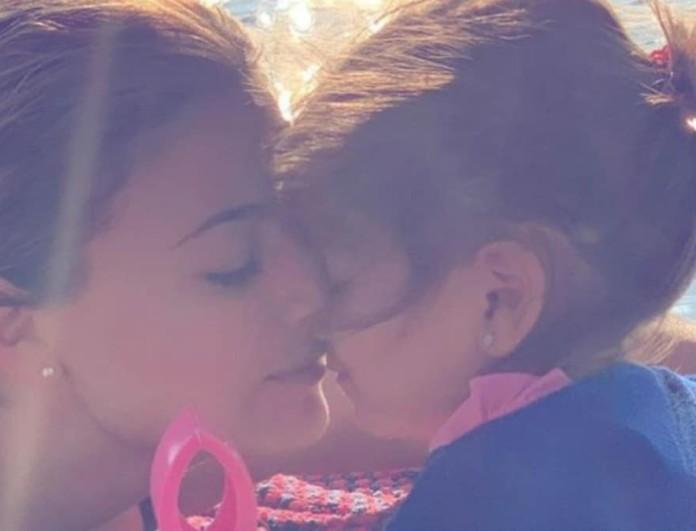 Δέσποινα Καμπούρη: Η κόρη της κατάφερε να ξεπεράσει έναν μεγάλο φόβο