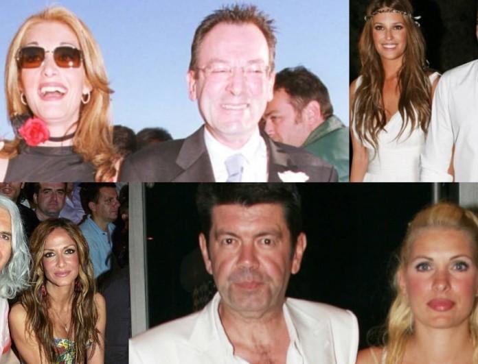 4+1 διαζύγια που συντάραξαν την ελληνική showbiz