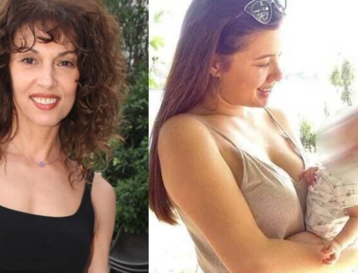 Γλυκά Νερά: Η Δήμητρα Παπαδήμα θέλει να υιοθετήσει την κόρη της Καρολάιν, Λυδία