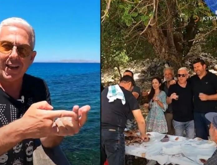 Εικόνες: Ο Τάσος Δούσης μας ταξιδεύει στο πανέμορφο Ηράκλειο της Κρήτης