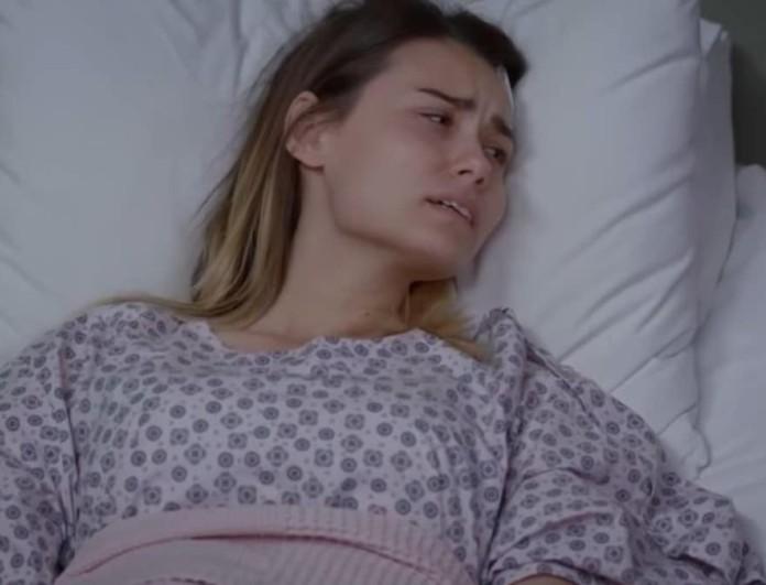 Elif 21/7: Δύσκολες ώρες για την Παρλά! Μαθαίνει ότι μένει ανάπηρη και παθαίνει νευρική κρίση