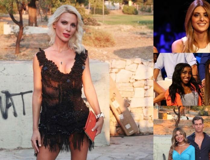 Survivor 4 ημιτελικός: Τι φόρεσαν οι πρώην παίκτριες - Fashion police please!