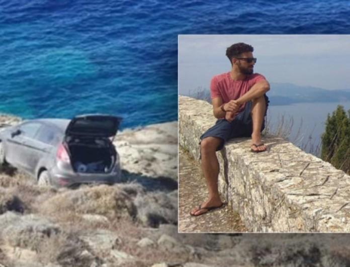 Φολέγανδρος: Συγκλονιστικές εικόνες μέσα από το αυτοκίνητο του 30χρονου