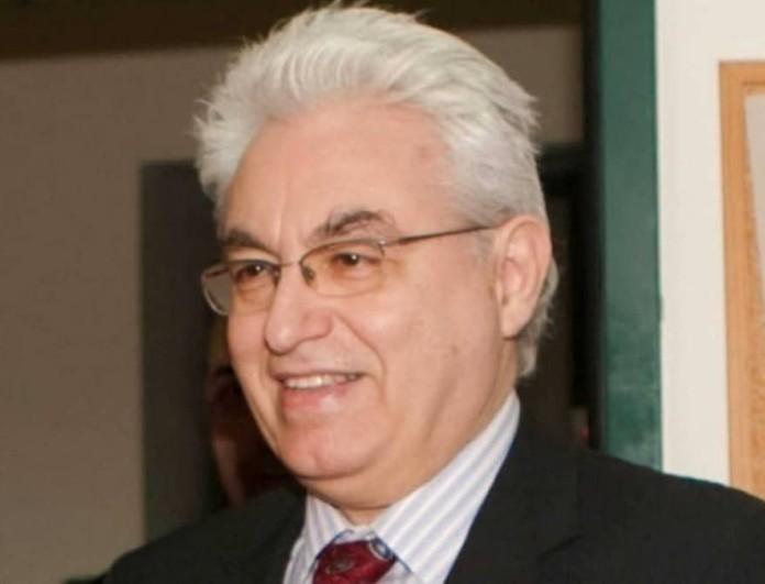 Βρέθηκε νεκρός στο γραφείο του ο καθηγητής του ΑΠΘ Ιωάννης Καζάζης