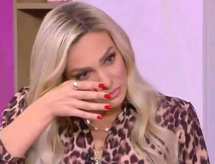 Σε άσχημη κατάσταση η Ιωάννα Μαλέσκου - «Το πόσο έχω κλάψει σήμερα και πόσο έχω φορτιστεί..»