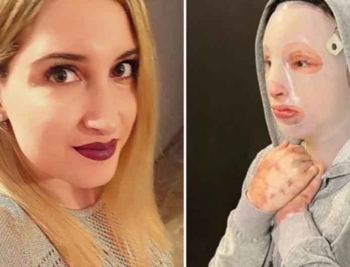 Στην Γαλλία για νέες θεραπείες η Ιωάννα Παλιοσπύρου