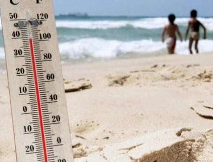 Καιρός (13/7): Η θερμοκρασία θα σημειώσει μικρή άνδοδο