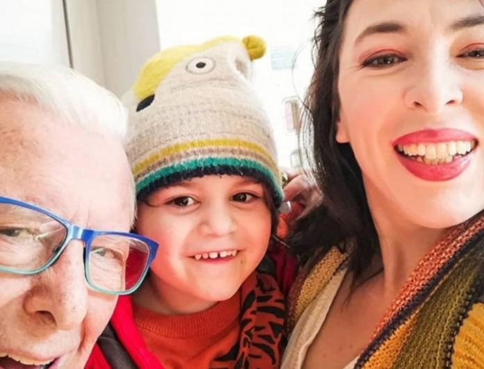 Δύσκολες στιγμές για την Αλίκη Κατσαβού ενάμιση χρόνο μετά τον θάνατο του Κώστα Βουτσά