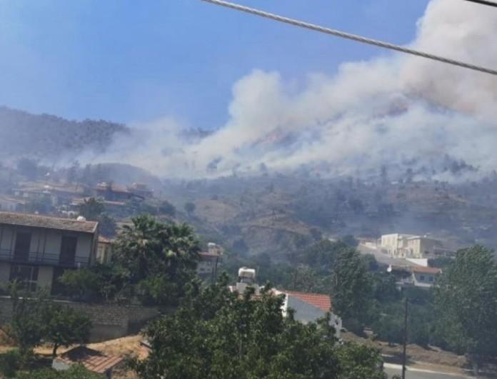 Φωτιά Κύπρος: Τέσσερις νεκροί