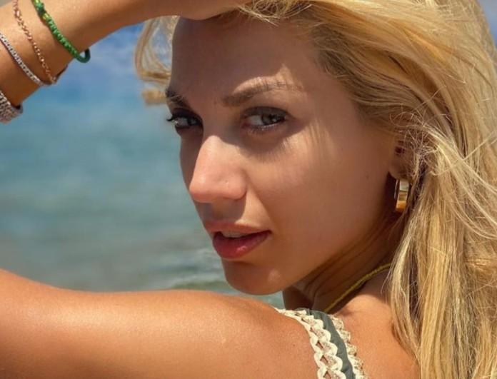Επίπεδη η κοιλιά της Κωνσταντίνας Σπυροπούλου - Η νέα φωτογραφία με μαγιό που «κόβει την ανάσα»