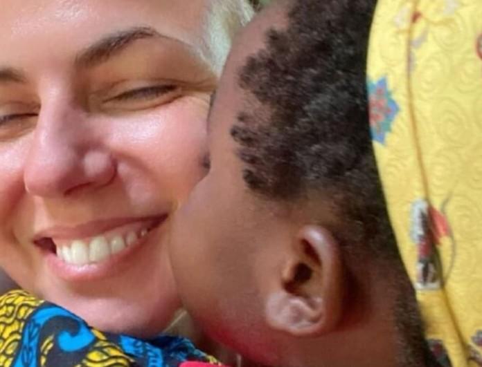 Χριστίνα Κοντοβά: Οι νέες τρυφερές φωτογραφίες με την θετή της κόρη από την Ουγκάντα