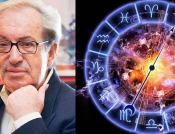 Κώστας Λεφάκης: Οι αστρολογικές προβλέψεις των ζωδίων για τον Ιούλιο