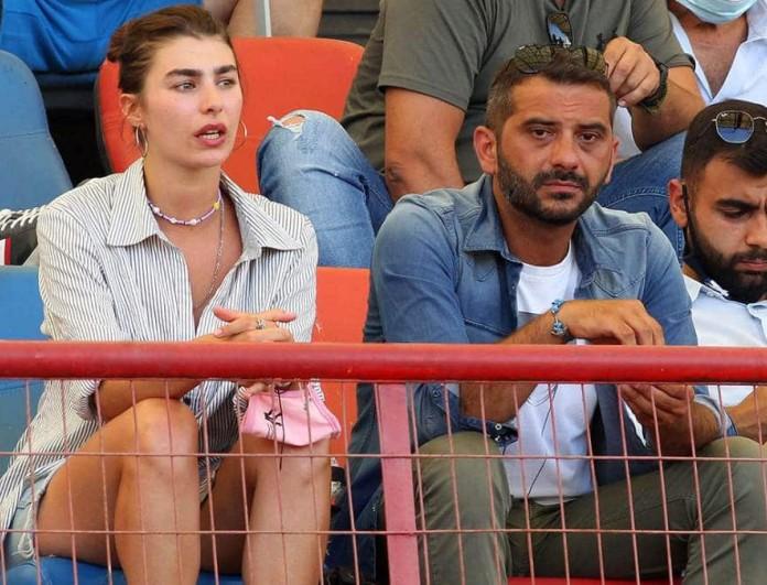 Λεωνίδας Κουτσόπουλος: Στην Αντίπαρο μαζί με την Χρύσα Μιχαλοπούλου και την αδερφή της
