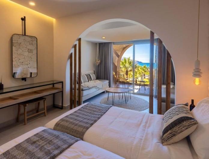 Eliros Mare: Το εκπληκτικό 5 αστέρων ξενοδοχείο της Κρήτης