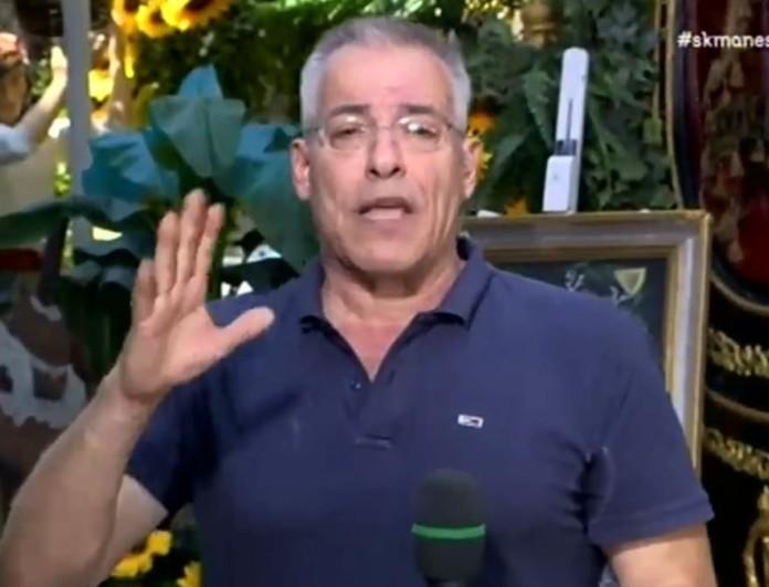 Αυλαία για τον Νίκο Μάνεση - Η ανακοίνωση για τα πρόσωπα που αποχωρούν από την εκπομπή