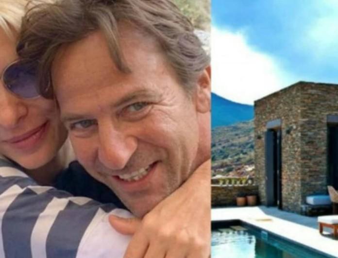 Ματέο Παντζόπουλος: Η μεγάλη απόφαση που χρειάστηκε να πάρει για το ξενοδοχείο του στην Άνδρο