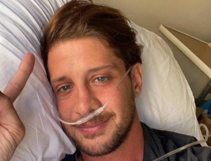 Ηλίας Μπόγδανος: Πως ήταν η πρώτη ημέρα μετά την έξοδό του από το νοσοκομείο