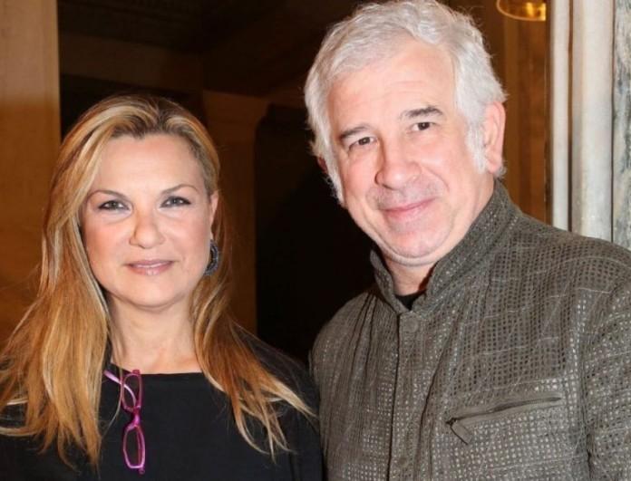 Πέτρος Φιλιππίδης: Κατέρρευσε η σύζυγος του στο δικαστήριο