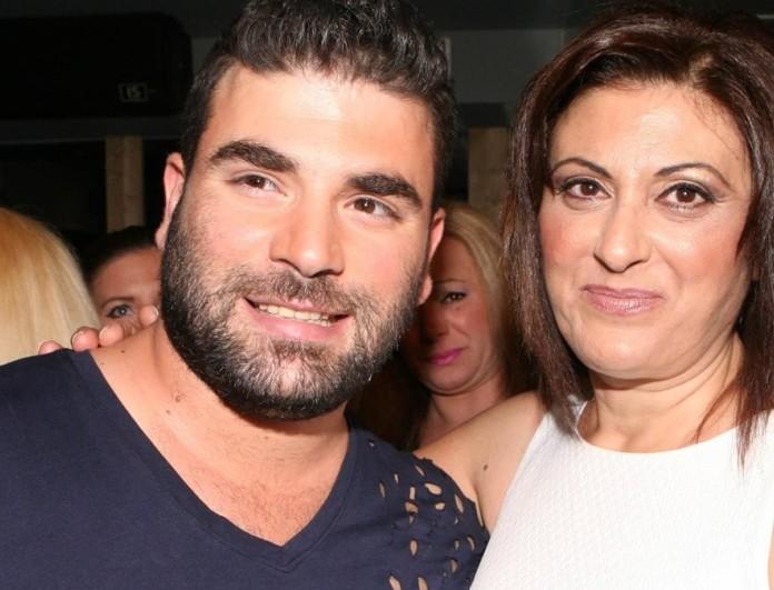Παντελής Παντελίδης: «Τσακίζει» κόκκαλα η ανάρτηση της μητέρας τουγια την σημερινή του γιορτή