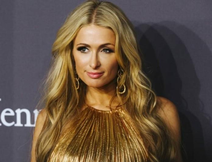 Διαψεύδει τις φήμες εγκυμοσύνης η Paris Hilton
