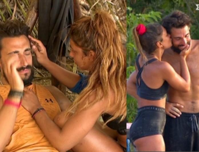 Survivor 4«Ζηλεύουν όσοι κατηγορούν ότι ο Σάκης δεν αγαπάει την Μαριαλένα»