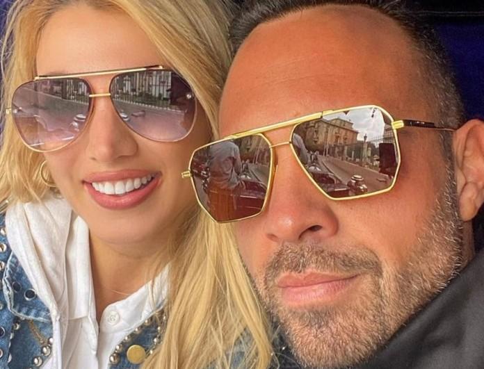 Κωνσταντίνα Σπυροπούλου: Η τρυφερή φωτογραφία με τον σύντροφό της
