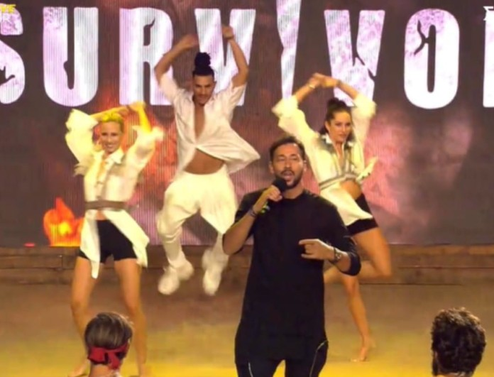 Survivor 4 - τελικός: «Παραλήρημα» με την εμφάνιση του Καλίδη - «Ούτε playback δεν μπορεί να τραγουδήσει»