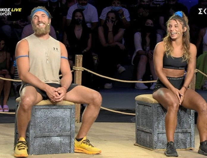 Survivor 4 - ημιτελικός: Η είσοδος Κόρο - Μαριαλένας και οι πρώτες δηλώσεις τους