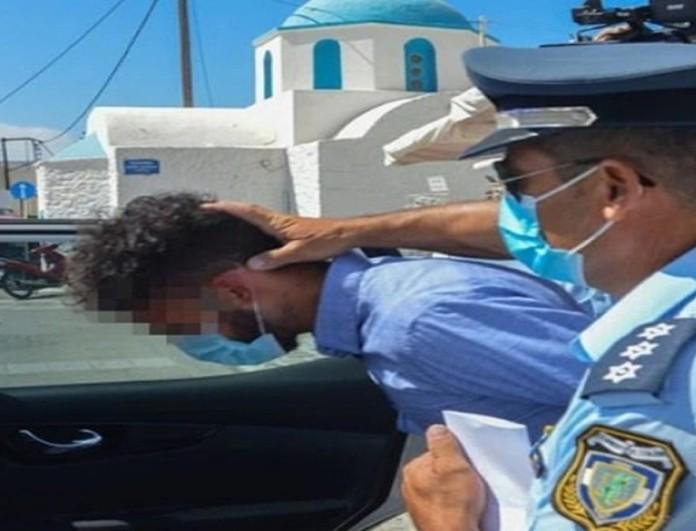 Φολέγανδρος: Ο 30χρονος πήρε εξιτήριο από το νοσοκομείο