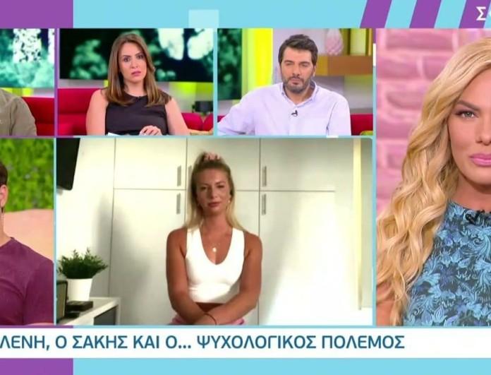 Η Ελένη Χαμπέρη επιβεβαίωσε στον αέρα του Love it το αποκλειστικό ρεπορτάζ του Youweekly.gr