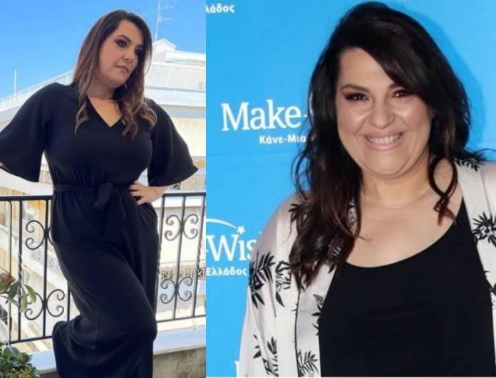 Η Κατερίνα Ζαρίφη έχασε 20 κιλά σε 8 μήνες - Το μυστικό της επιτυχημένης της δίαιτας