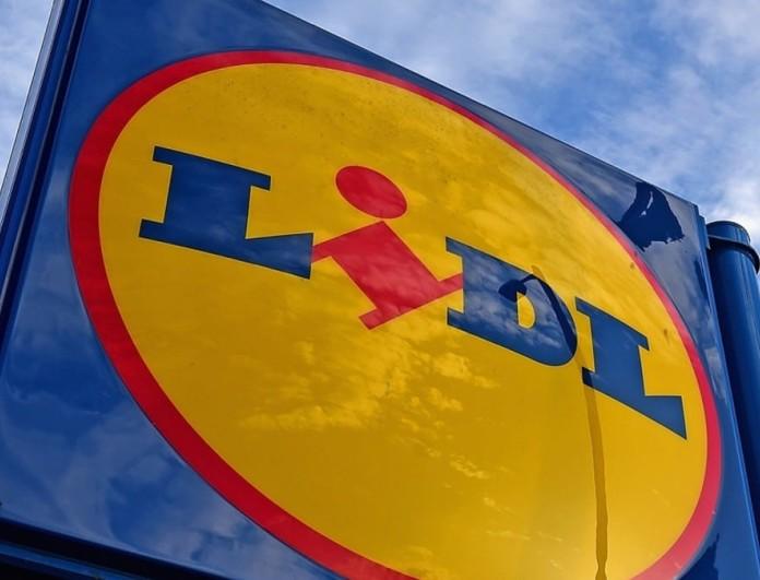 Έκτακτη ανακοίνωση από τα σούπερ μάρκετ Lidl - Μεγάλη προσοχή