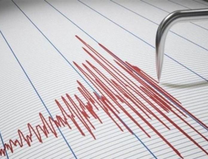 Σεισμός τώρα στη Χίο