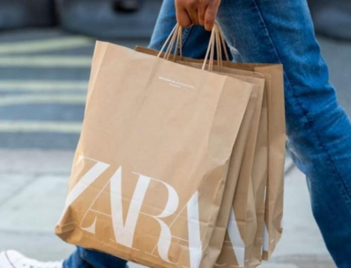 Στα Zara με 22,95 ευρώ το κατάλληλο φόρεμα για το νησί
