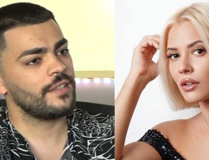 Νάργες - Σαντικάι: H κοινή φωτογραφία στο Instagram μετά την αποκάλυψη της σχέσης τους