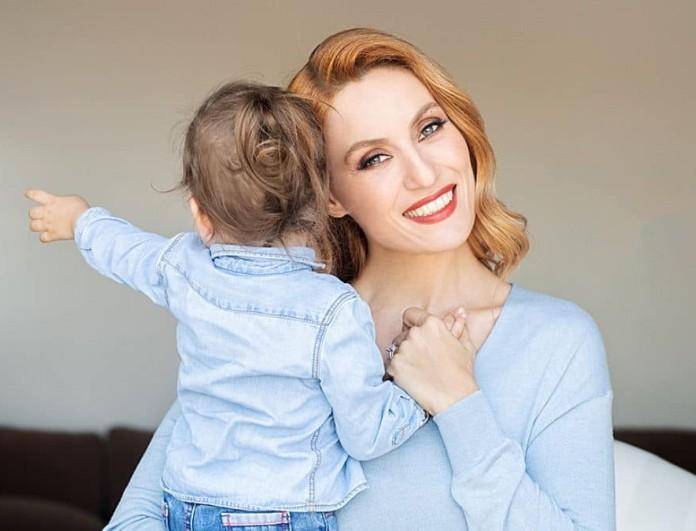 Ελεονώρα Μελέτη: Η τρυφερή φωτογραφία με την κόρη της και το μήνυμα όλο νόημα