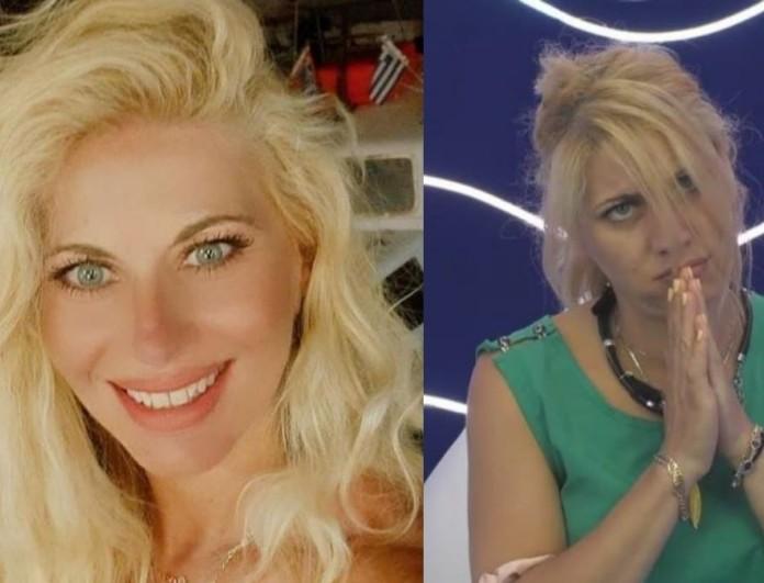 Μπαίνει ξανά στο Big Brother η Άννα Μαρία Ψυχαράκη