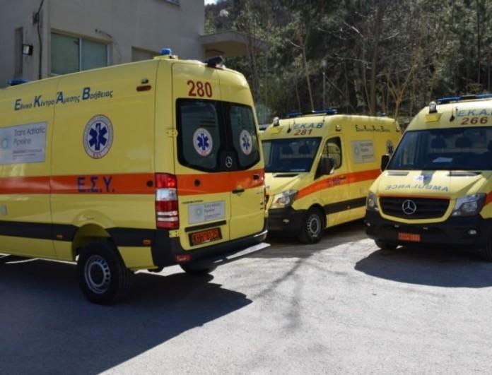 Παλλήνη: ΙΧ έπεσε σε στάση - Δύο νεκροί