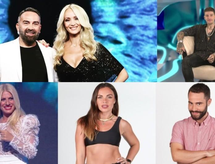 Big Brother 2 Highlights (29/8): Όλα όσα είδαμε στην μεγάλη πρεμιέρα