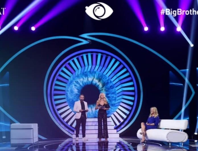 Big Brother: Αυτά είναι τα νούμερα της πρεμιέρας - Έπιασαν πάτο ή κορυφή Γκουντάρας και Κάκκαβα;