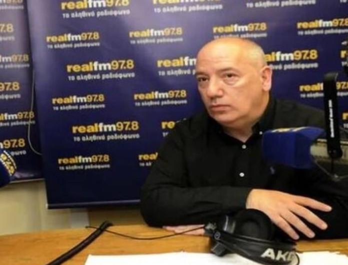 Ασύλληπτος θρήνος - Έφυγε από την ζωή ο δημοσιογράφος Βασίλης Μπουζιώτης